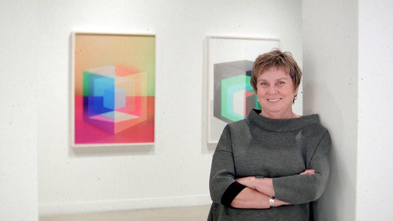 Video portrait for Marnie Fleming – GGAVMA Laureate